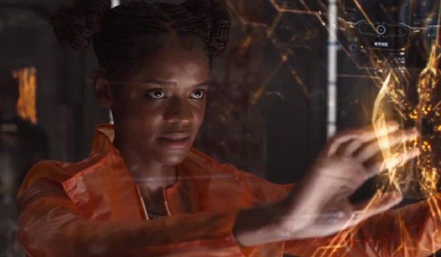 Black Panther 2: Letitia Wright niega promover ideas antivacunas en el set de Wakanda Forever de Marvel