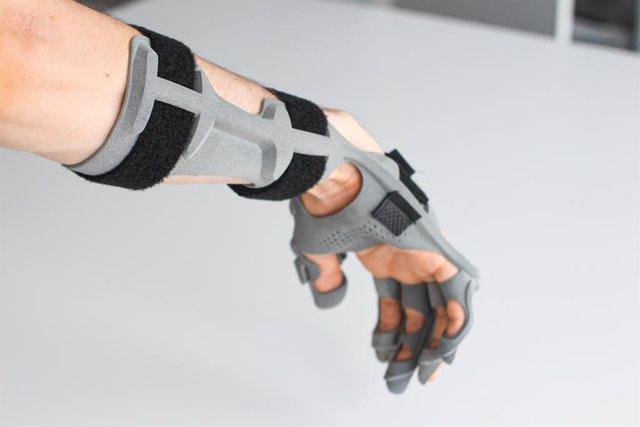 ManiFlex, invento finalista de los James Dyson Awards 2021 de ingeniería.