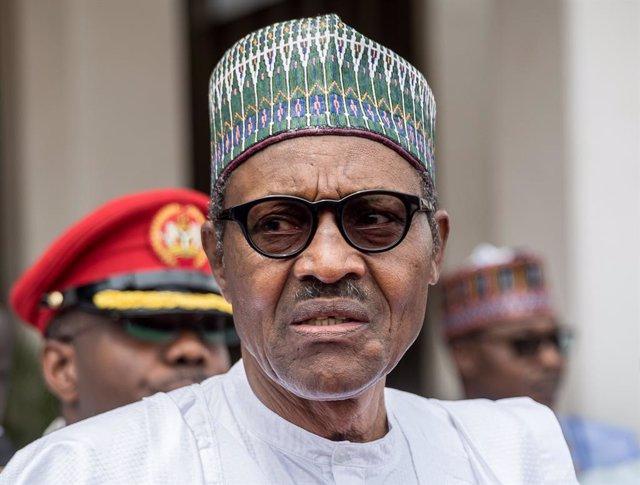 Archivo - Arxiu - El president de Nigèria, Muhammadu Buhari