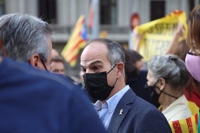 Arxiu - L'exconseller i vicepresident de Junts, Jordi Turull