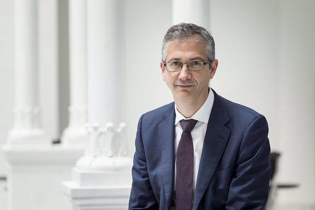 Archivo - Hernández de Cos, gobernador del Banco de España