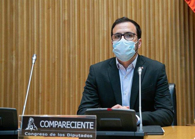 Archivo - Ministro de Consumo, Alberto Garzón.