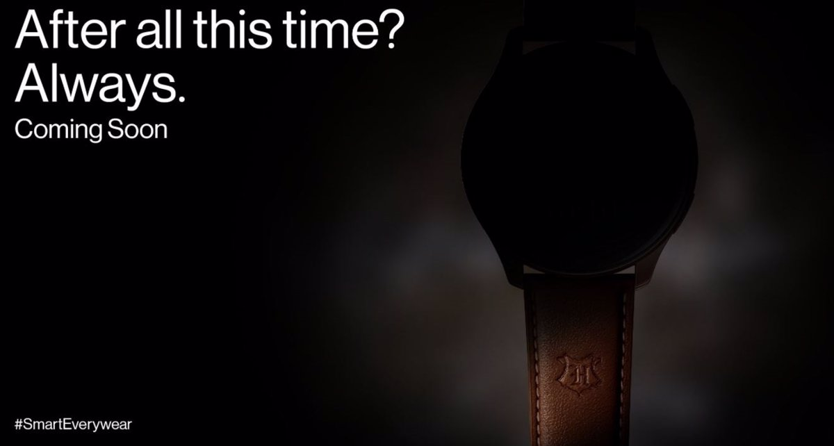 OnePlus to launch a special Harry Potter.based version of its OnePlus Watch