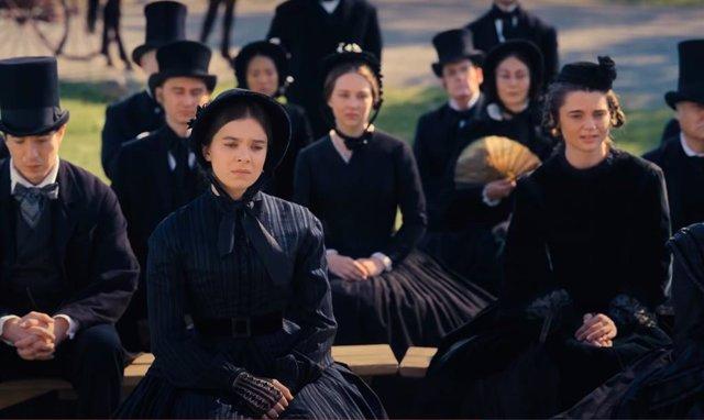 Tráiler de la última temporada de Dickinson con Hailee Steinfeld en plena Guerra de Secesión