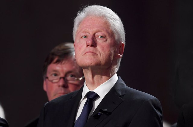 Archivo - Former US President Bill Clinton