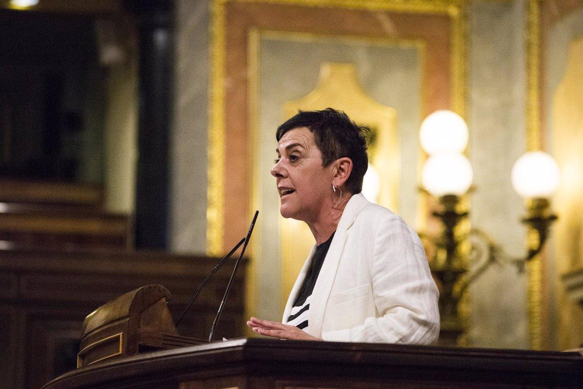 Bildu avalará la tramitación en el Congreso de los Presupuestos para 2022