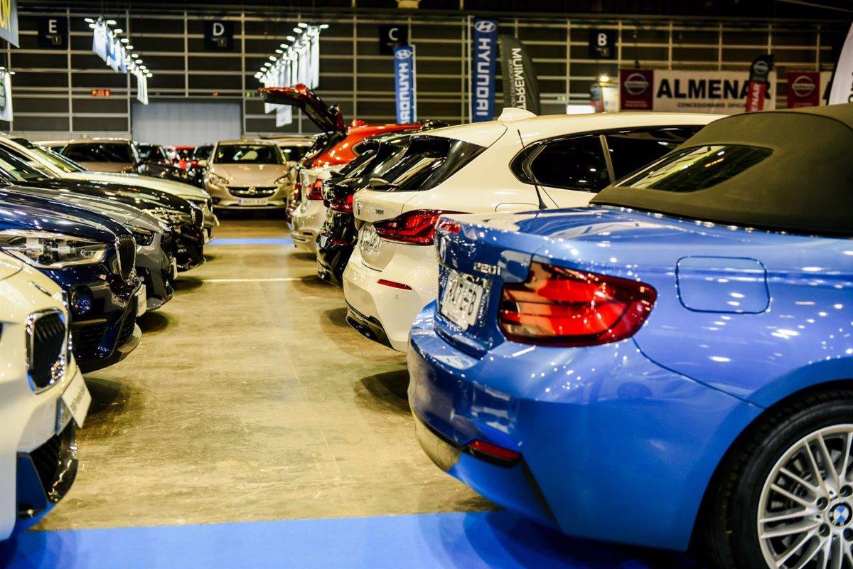 El precio de los coches de segunda mano sube en septiembre un 2,9% en Galicia