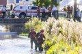 Cantabria 'ensaya' en Reinosa sus protocolos de actuación ante unas hipotéticas inundaciones