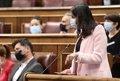 Arrimadas exige al Gobierno que rompa con Bildu y no acepte su apoyo a los PGE