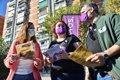 """Unidas Podemos reivindica """"los avances en luz y vivienda"""" en un jornadas informativas por España"""