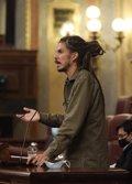 """Alberto Rodríguez pregunta a Batet si la decisión de retirarle el acta de diputado es una decisión """"personal"""""""