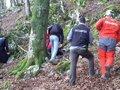Localizan en una zona de monte cercana a Ataun (Gipuzkoa) un 'zulo' que podría haber pertenecido a ETA