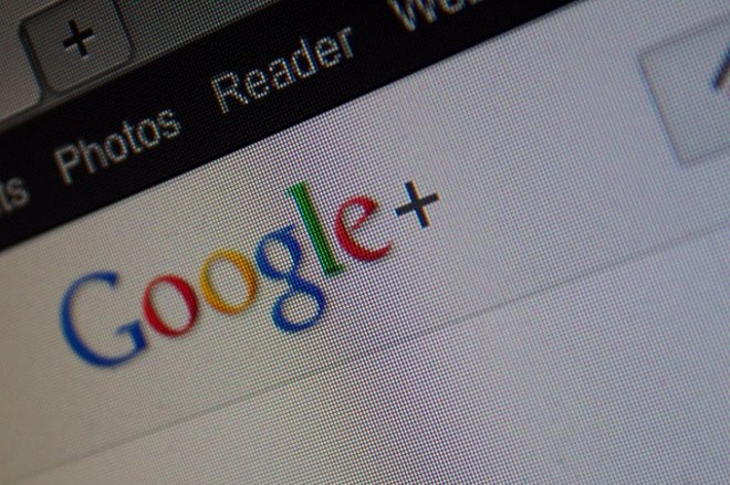 Página De Google+