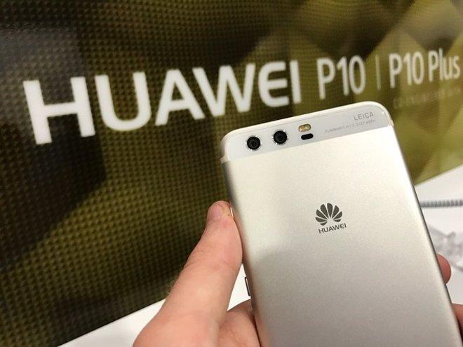 Huawei P10 y P10 Plus en MWC 2017
