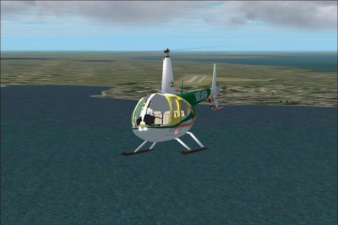 Helicóptero Virtual