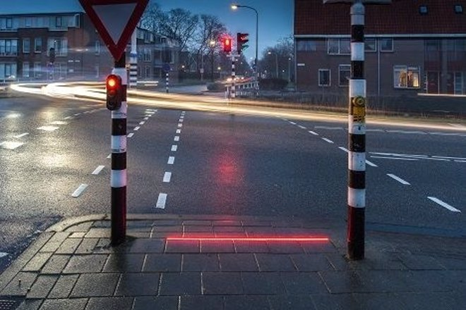 Semáforo LED