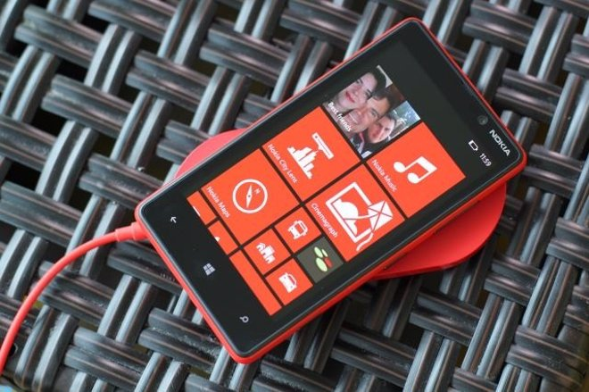 Smartphone Nokia Lumia 820