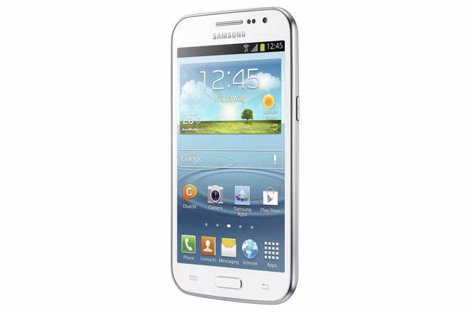 Samsung Galaxy Win frontal www.Europapress.Com/portaltic