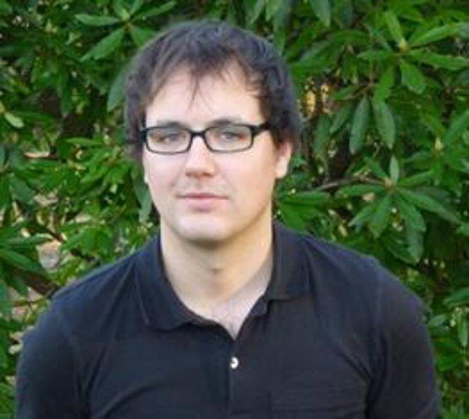 Investigador del CICtourGUNE, Markel Vigo.
