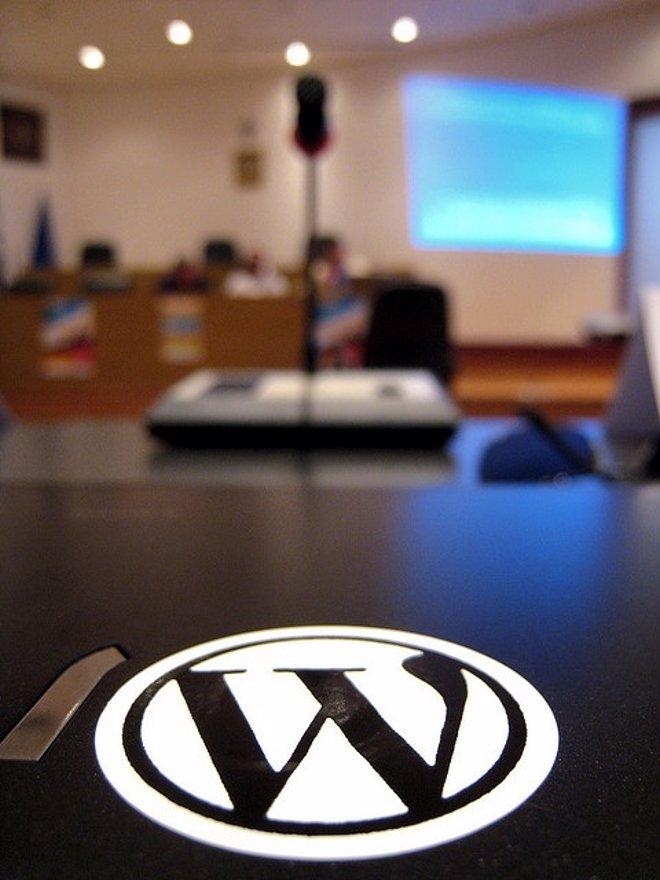 Wordpress Por Titanas CC Flickr