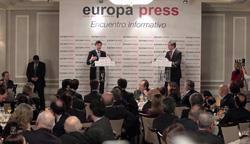 Encuentro con el Presidente de Bankia
