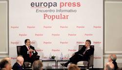 Encuentro con el Presidente de Popular