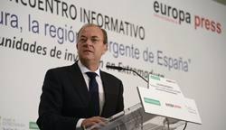 """Encuentro """"Extremadura: La región emergente de España"""""""