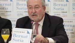 Presentación del Informe Bernat Soria