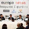 """Desayuno Deportivo """"RFEDI SpainSnow, la nueva realidad de los Deportes de Invierno en España"""""""