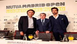 "ENCUENTRO MUTUA MADRID OPEN ""LOS RETOS DEL FUTURO"""