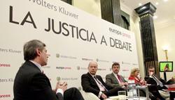 """Encuentro Wolters Kluwer: """"La Justicia a debate. Propuestas para la legislatura"""""""